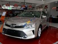 Toyota Camry 2.0E giao ngay, giảm 120 triệu, vay 85% giá trị xe