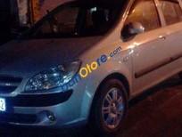 Cần bán xe Hyundai Click đời 2008, màu bạc chính chủ, giá tốt