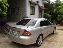 Bán xe cũ Mercedes C240 2006, màu bạc chính chủ, giá chỉ 389 triệu