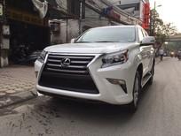 Lexus GX460 Premium 2016, nhập khẩu, màu trắng, xe giao ngay