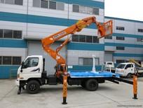 Xe tải Hyundai HD 3.5 tấn HD72 gắn cẩu DHS250, có hỗ trợ vay và trả góp