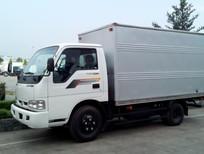 Bán xe tải Kia K165 tải trọng 2,4 tấn nâng tải giá khuyến mại