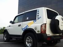 Bán xe Ssangyong Korando C đời 2004 số sàn 2 cầu