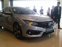Bán xe Honda Civic đời 2016, màu bạc