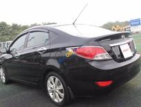 Bán Hyundai Accent 1.4MT đời 2014, màu đen số sàn