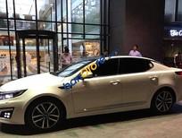 Cần bán xe Kia Optima AT đời 2015, màu trắng, xe nhập như mới, giá tốt