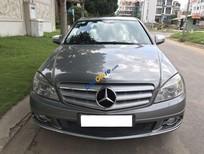 Cần bán xe Mercedes C230 đời 2008, màu xám, nhập khẩu chính hãng xe gia đình, 573tr