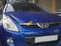 Bán Hyundai i20 1.4 AT đời 2011, màu xanh lam