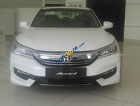 Bán ô tô Honda Accord 2.4AT đời 2016, màu trắng, nhập khẩu Thái Lan