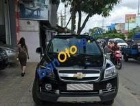 Bán Chevrolet Captiva đời 2009, màu đen, giá tốt