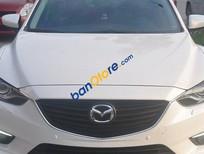 Nhất Huy Auto bán Mazda 6 2.5 đời 2016, màu trắng