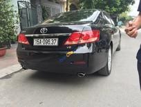 Bán xe cũ Toyota Camry 3.5Q đời 2007, màu đen