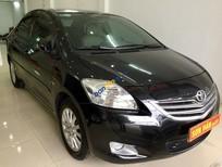 Cần bán Toyota Vios E đời 2011, màu đen như mới