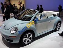 Cần bán lại xe Volkswagen New Beetle năm 2004, màu xanh ngọc