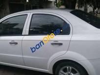 Bán Chevrolet Aveo AT sản xuất 2014, màu trắng, giá 430tr