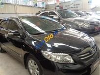 Toyota Đông Sài Gòn bán Toyota Corolla altis 1.8 MT đời 2009, màu đen số sàn