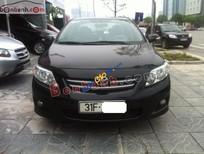 Sàn Ô tô Thủ Đô 2 cần bán gấp Toyota Corolla Altis 1.8AT đời 2010, màu đen số tự động