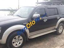 Cần bán Ford Everest MT đời 2008, màu đen, giá chỉ 465 triệu