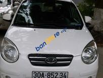 Cần bán Kia Morning MT sản xuất 2012, màu trắng, giá 262tr