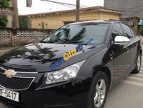 Bán Chevrolet Cruze MT năm 2010, màu đen, giá chỉ 395 triệu