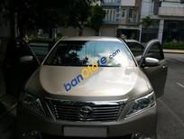 Cần bán Toyota Camry AT đời 2013, cũ, màu bạc