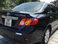 Bán Toyota Corolla altis AT đời 2010, màu đen, giá chỉ 560 triệu