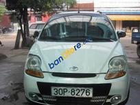 Cần bán xe Daewoo Matiz MT đời 2009, màu trắng