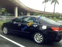Bán Toyota Camry AT đời 2010, màu đen