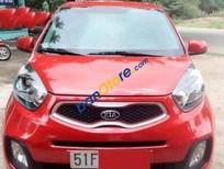 Bán xe cũ Kia Morning AT đời 2015, màu đỏ số tự động