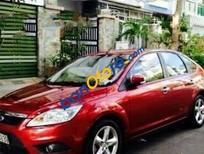Cần bán Ford Focus AT đời 2011, màu đỏ, giá 515tr