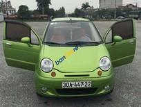 Bán Daewoo Matiz SE sản xuất 2004, màu xanh cốm