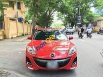 Bán ô tô Mazda 3 AT đời 2010, màu đỏ, 570 triệu