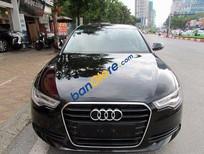 Bán xe cũ Audi A6 2.0TFSI đời 2014, màu đen, nhập khẩu chính hãng