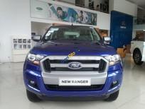 Bán xe Ford Ranger XLS 4X2 MT, màu xanh lam, nhập khẩu nguyên chiếc mới 100%