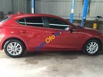 Bán Mazda 3 AT đời 2016, màu đỏ, 735tr