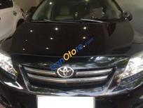 Xe Toyota Corolla AT sản xuất 2009, màu đen, giá 586tr