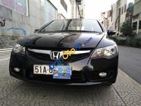 Bán xe Honda Civic 2.0AT đời 2011, màu đen