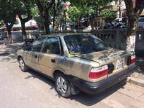 Cần bán gấp Toyota Corolla đời 1992, màu vàng, xe nhập