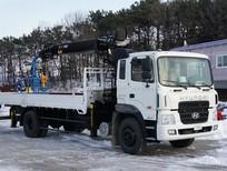 Bán xe tải Hyundai 6 tấn HD170 gắn cẩu HIAB 190T, sức nâng cao, giá tốt