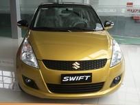 Bán Suzuki Swift RS 2017, màu vàng