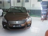 Cần bán xe Suzuki Ciaz 2017, màu nâu, nhập khẩu Thái Lan