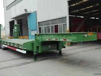 Sơ mi Rơ mooc lùn 30 tấn - Hàng mới về kho Sài Gòn- Giảm giá