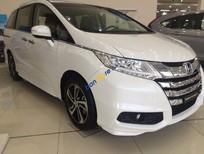 Bán xe Honda Odyssey sản xuất năm 2016, màu trắng, xe nhập