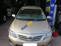 Cần bán Toyota Corolla altis 1.8G AT đời 2013, giá chỉ 715 triệu