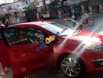 Cần bán Kia Rio MT sản xuất năm 2006, màu đỏ, giá 540tr