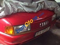 Cần bán xe Audi 80 MT đời 2001, màu đỏ, nhập khẩu chính hãng số sàn