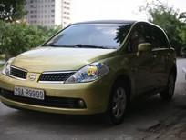 Bán ô tô Nissan Tiida đời 2007, xe nhập, giá 365tr