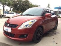 Cần bán gấp Suzuki Swift 1.4AT đời 2014, màu đỏ