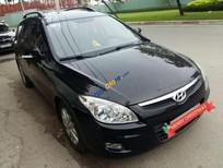 Cần bán lại xe Hyundai i30 CW đời 2009, màu đen, xe nhập
