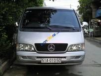 Bán Mercedes MB 100 năm 2002, màu bạc, nhập khẩu